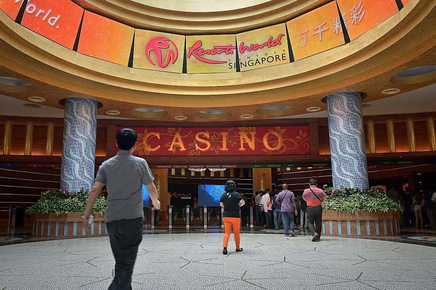 Genting Singapore, which runs Resorts World Sentosa, is rated A3 and A-by rating agencies Moody's and Fitch respectively.
