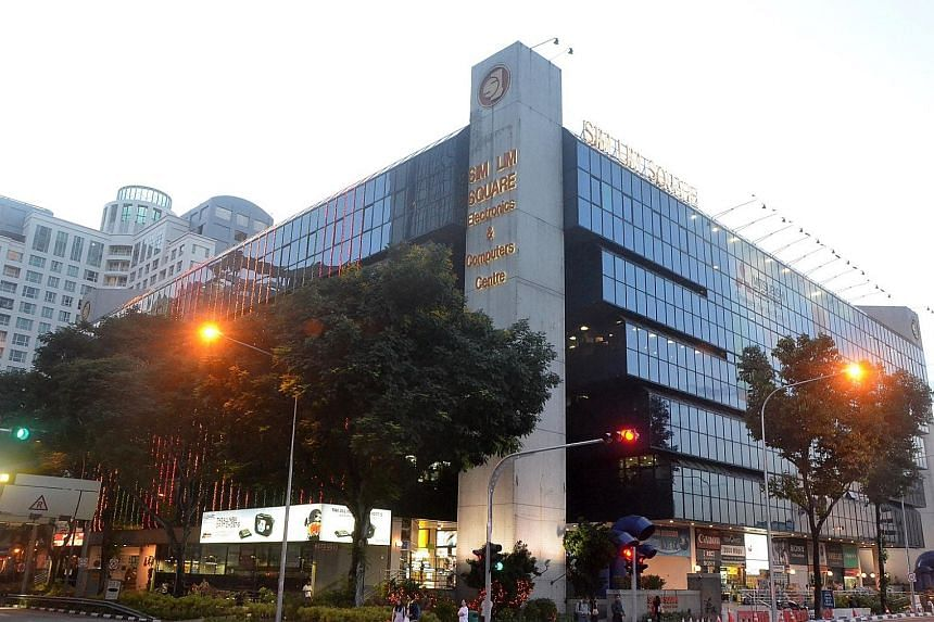 The 99-year leasehold Sim Lim Square, which has about 500 units, was completed in 1983 and has a land area of 7,260 sq m.