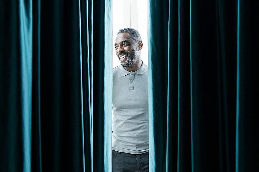 Aside from acting, Idris Elba also directs movies, designs clothes, produces his own music, makes documentaries, and is a DJ in London and Ibiza.