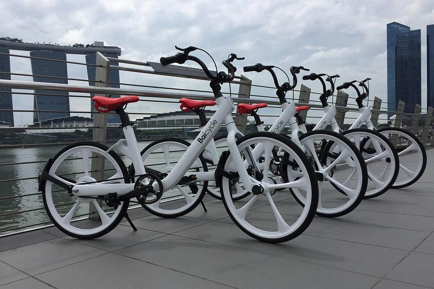 Backed by Chinese electronics firm Xiaomi, bike-sharing service Baicycle is expected to make its debut here by the end of the year. It will be the sixth bike-share firm in Singapore.