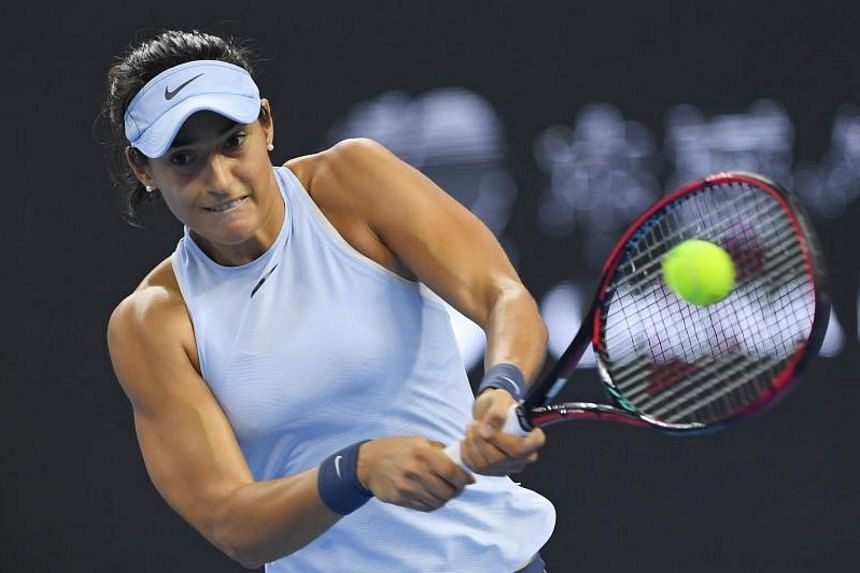 France's Caroline Garcia won back-to-back titles in Wuhan and Beijing, beating Simona Halep in the final of the latter to move past Konta in the Race to Singapore rankings at the start of this month.