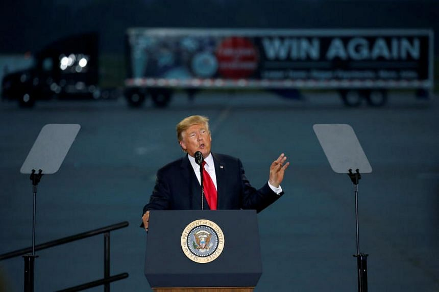US President Donald Trump has been tough on North Korea as the regime has fired a series of ballistic missiles and conducted its sixth and most powerful nuclear test in recent months.