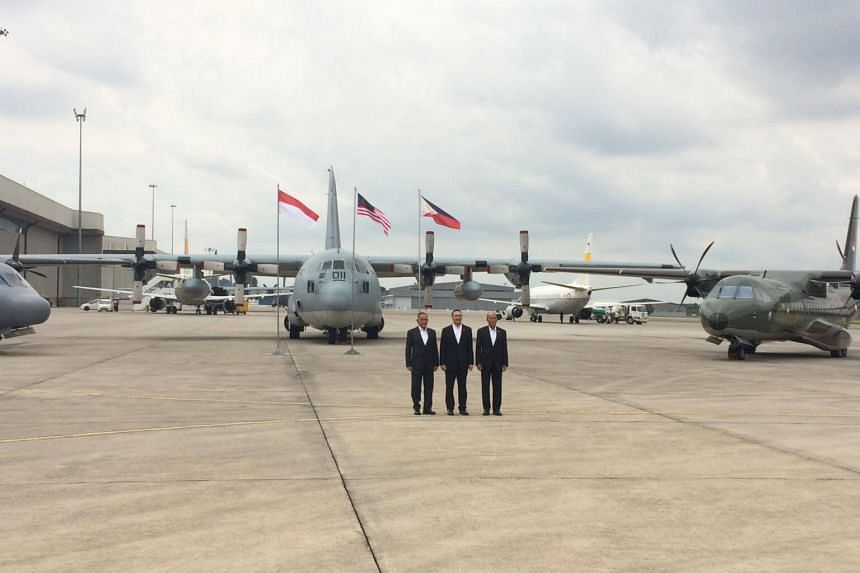 The three countries said both the joint air and maritime patrols will operate concurrently and together to combat and deter extremists across borders.