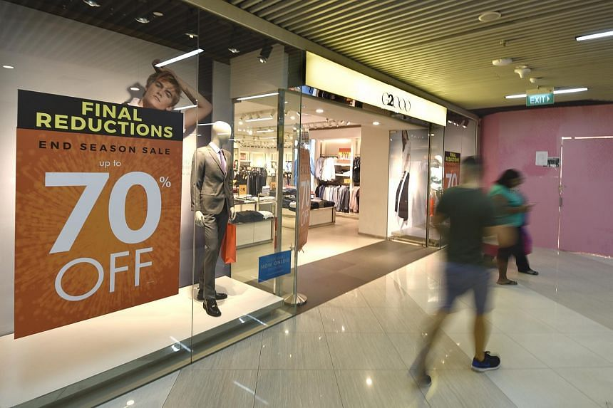Retail sales turned positive this year but growth was slow and modest, coming in at 1.7 per cent in July and 2 per cent in June.