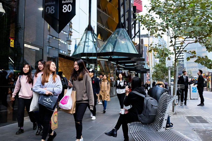 There are more than 550,000 international students in Australia, according to government data, which lists the lucrative sector as the country's third-largest export earner.