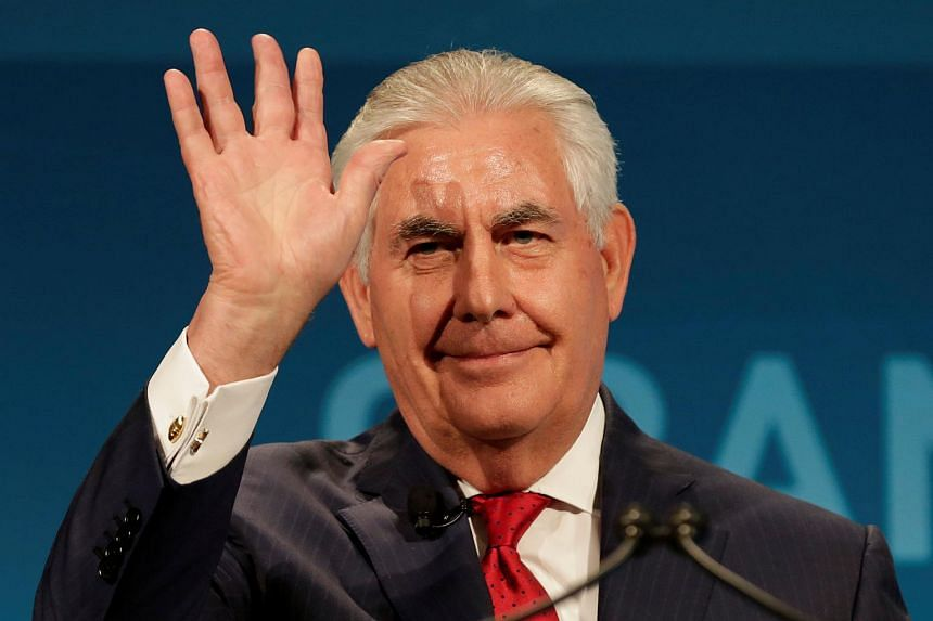 """US Secretary of State Rex Tillerson spoke with Turkish Foreign Minister Mevlut Cavusoglu on Wednesday and expressed his """"profound concern"""" about the arrests, the US State Department said in a statement."""
