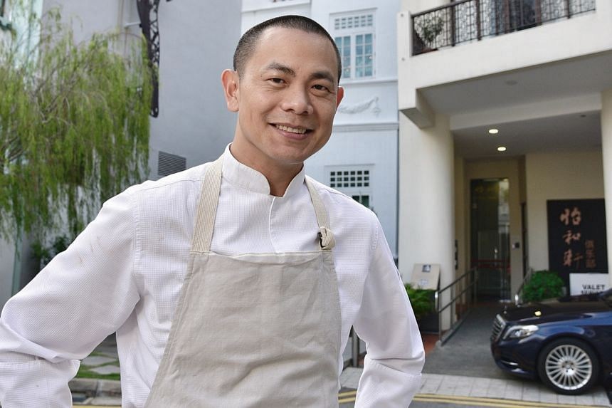 Chef Andre Chiang has announced that Restaurant Andre in Bukit Pasoh Road will close on Feb 14 next year. The restaurant has two Michelin stars and marked its seventh anniversary on Tuesday.