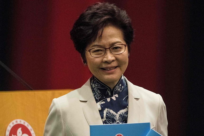 Chief Executive Carrie Lam, in her first policy address, has unveiled a slew of housing and tax reliefs in a bid to keep Hong Kong competitive.