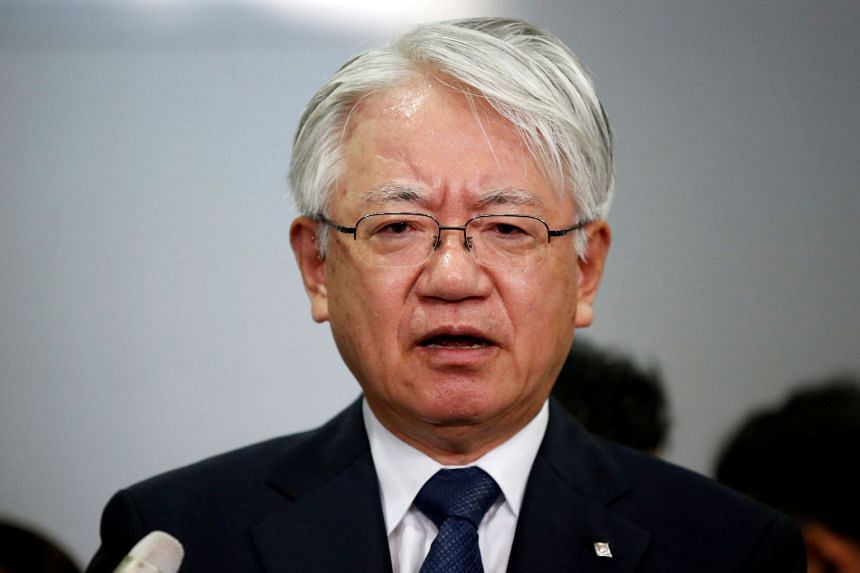 Kobe Steel president Hiroya Kawasaki said on Thursday (Oct 12) there may be other cases in which data has been fabricated by Japan's third-biggest steelmaker.