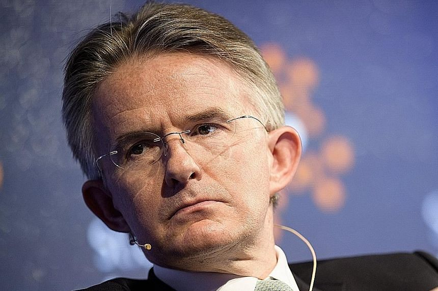 Mr John Flint will become HSBC's new chief executive on Feb 21.