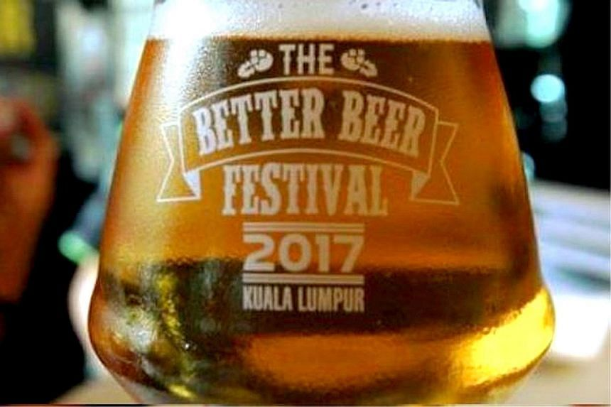 """The Better Beer Festival in Kuala Lumpur was cancelled after the opposition said it was disrespectful to Muslims. Tourism and Culture Minister Nazri Aziz said such events are banned because """"it is not our culture""""."""