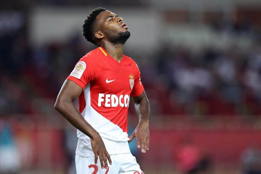 Monaco winger Thomas Lemar scored 14 goals and provided 17 assists across all competitions last season.