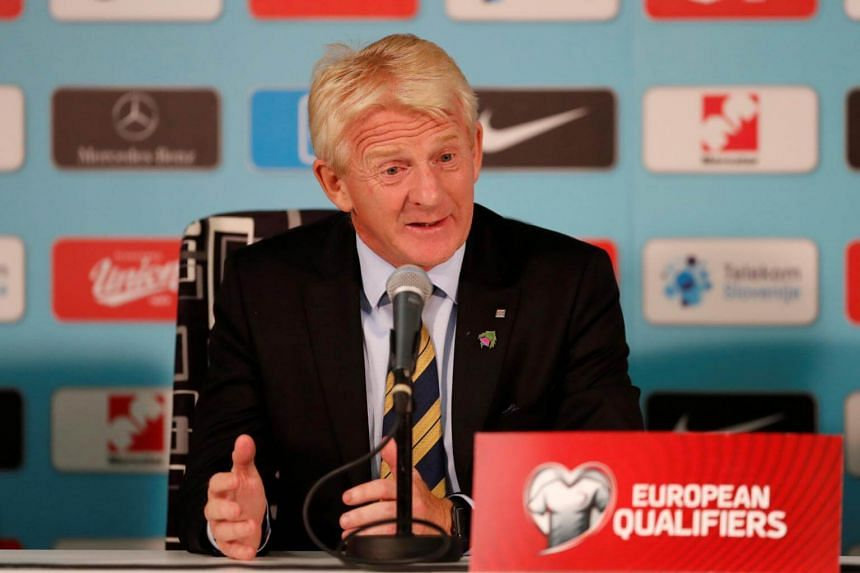 Gordon Strachan left his post after he failed in his bid to take Scotland to a first major tournament finals since the 1998 World Cup.