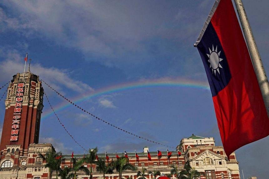 Taiwan is targeting deeper economic and political relations with the 10 countries in Asean, six South Asian countries, as well as Australia and New Zealand.