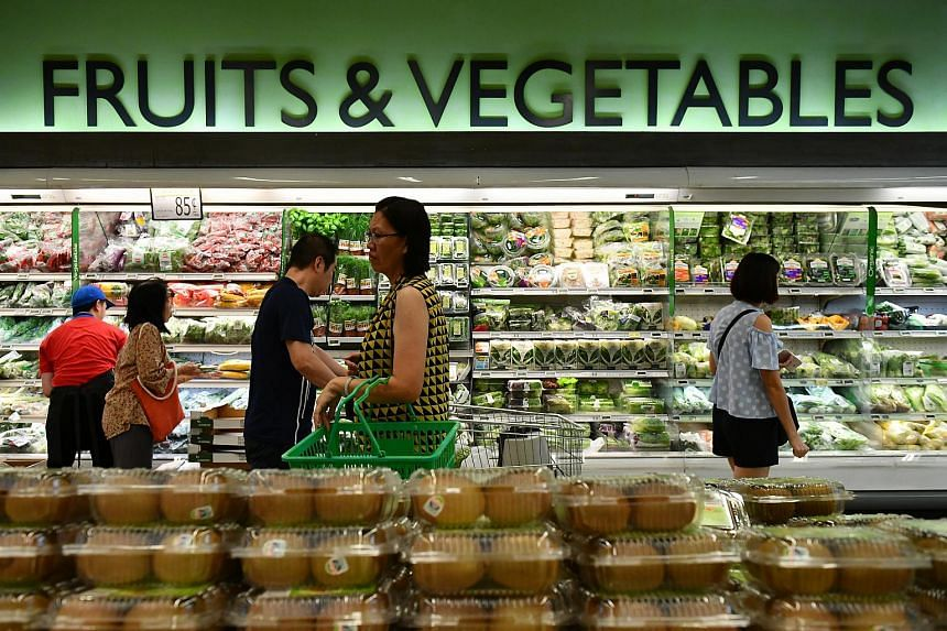 Non-domestic sources, including supermarkets, food retail outlets and food manufacturers, account for about half of the food waste generated in Singapore.