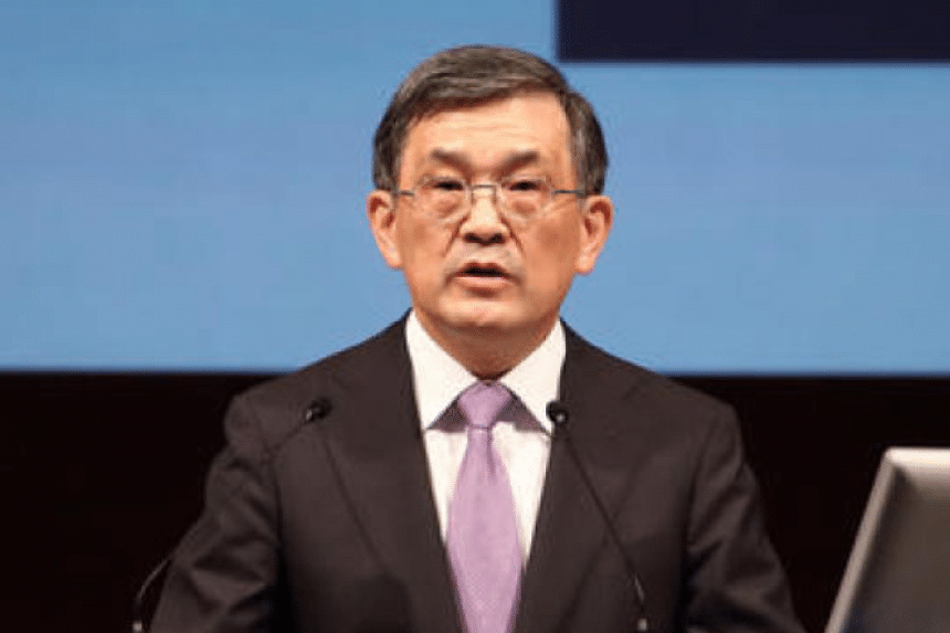 Kwon Oh Hyun was expected to take a bigger role after the arrest of Samsung Group scion and heir apparent Lee Jae Yong.