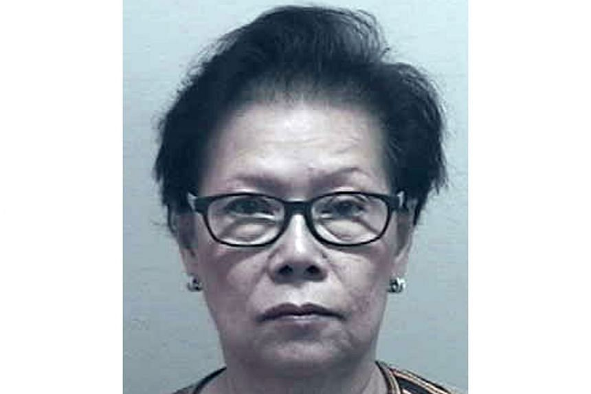 Lim Siew Har was sentenced to four years and nine months in jail on Wednesday. She has made no restitution.