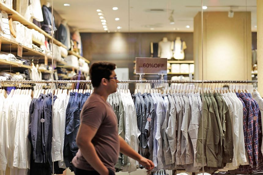 Sales of clothing and footwear also went up. Excluding auto sales, August retail takings grew 3.7 per cent over a year earlier, compared with July's 2 per cent improvement.