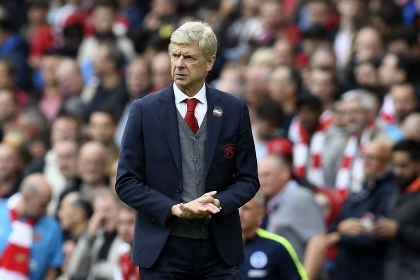 The challenge facing Wenger (above) is to ensure his team pick up where they left off.