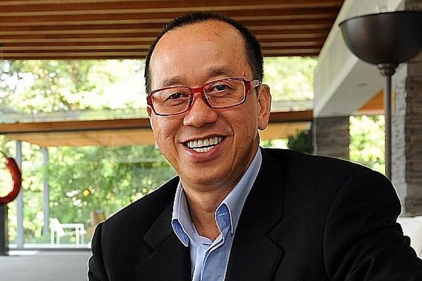 Mr Chew Hua Seng said Raffles Education needed fresh cash to fund expansion, according to people who were at yesterday's annual shareholder meeting.