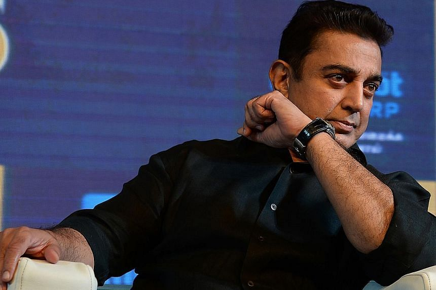 Movie star Kamal Haasan has indicated he will form his own political party and is looking to attract people from different walks of life.
