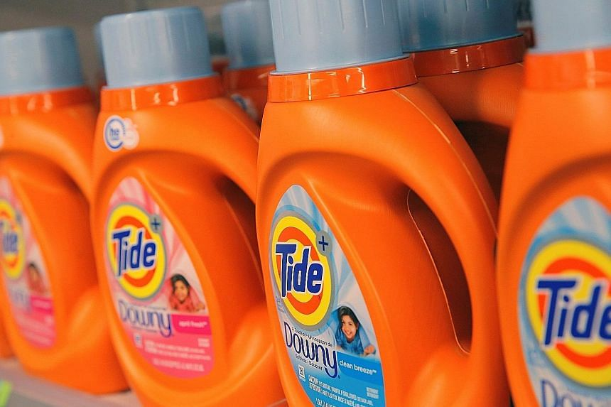 P&G, which offers a diverse range of products, including Tide laundry detergent, faces scepticism that it can innovate and create a new generation of blockbuster products.