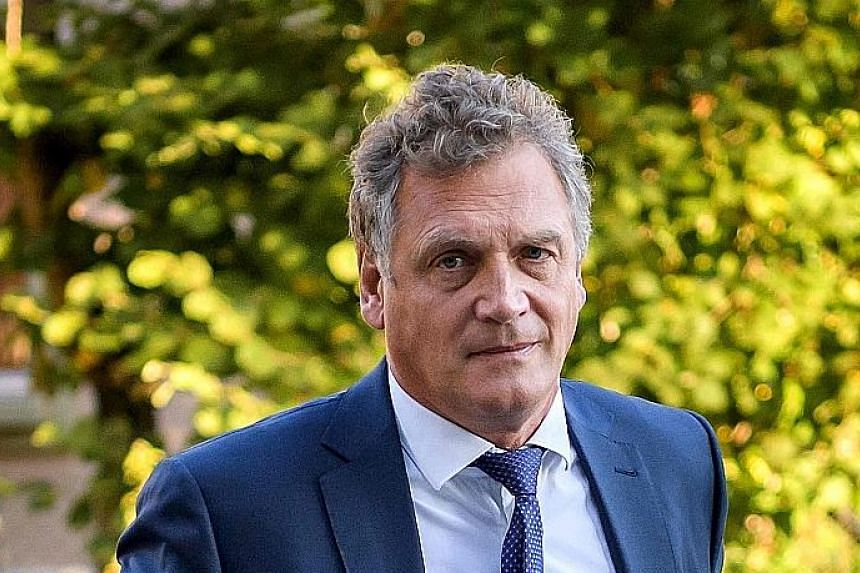 Former Fifa secretary general Jerome Valcke also faces a criminal investigation as part of a wider Swiss inquiry into the activities of Nasser Al-Khelaifi and an unnamed businessman working in the sports-rights sector.