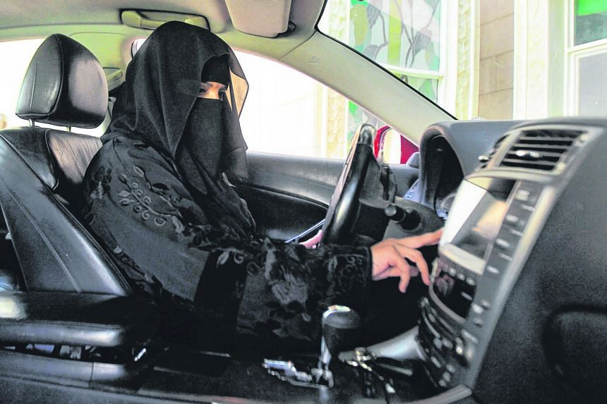 New rules allowing women to drive in Saudi Arabia will be implemented next year.