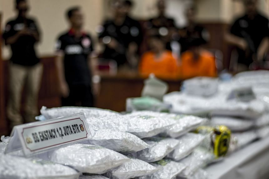 The total drug seizure and arrests were significantly higher than the 2.9 tons confiscated from the 580 raids and the 840 people, including six foreigners, arrested in 2015.
