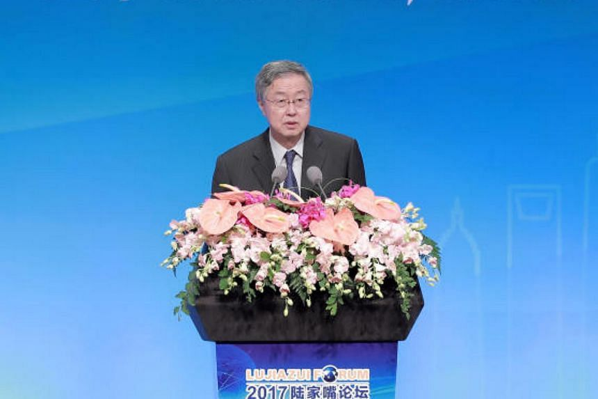 People's Bank of China (PBOC) Governor Zhou Xiaochuan said  imports and exports increased rapidly, fiscal income grew, and prices have been steady.