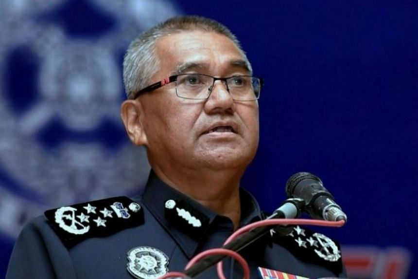 Police chief Mohamad Fuzi Harun said on Saturday (Oct 14) the 45 foreign terrorists nabbed in the country this year had used various methods to sneak into Malaysia.