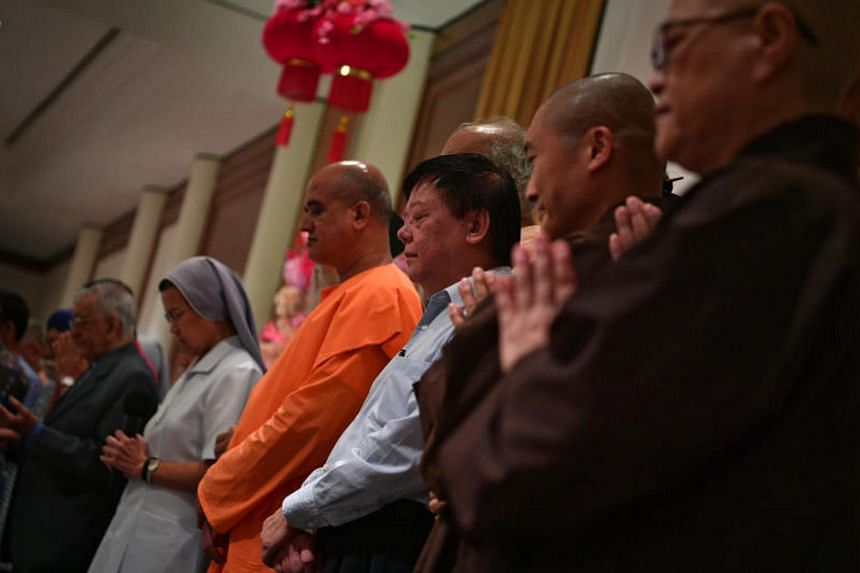 Deputy Prime Minister Teo Chee Hean said one way to strengthen interfaith relationships is for all faiths and communities in Singapore to promote mutual understanding and respect.