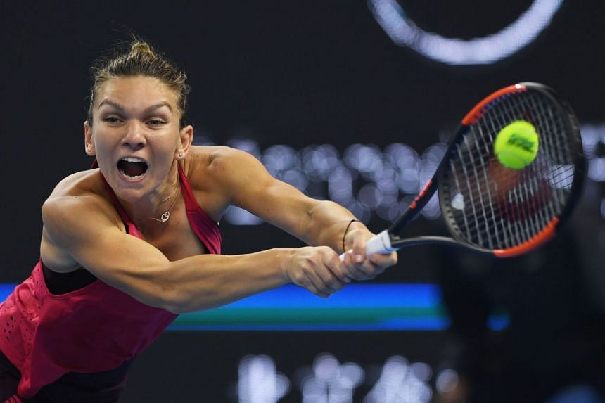 As it stands, WTA world No. 1 Simona Halep of Romania is at the top of the Porsche Race to Singapore's leaderboard, with Wimbledon champion Garbine Muguruza of Spain close behind.