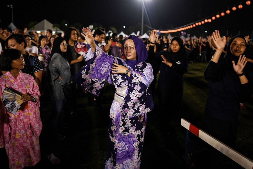 Hundreds of kimono-clad people, including Japanese nationals and Malaysians, celebrated an annual Japanese summer festival in Shah Alam in July. Malaysia's Council of Rulers has called on Malaysians to uphold the country's cherished multicultural, in