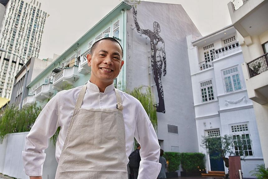 Chef Andre Chiang sheds light on his decision to shut his two-Michelin-starred Restaurant Andre.