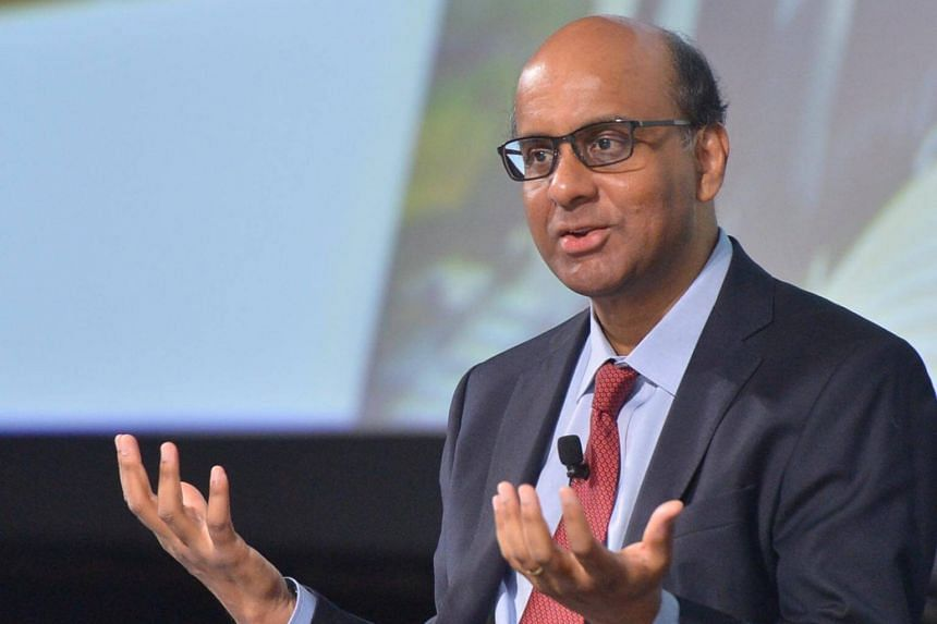 DPM Tharman Shanmugaratnam will be in Moscow from Oct 16-17.
