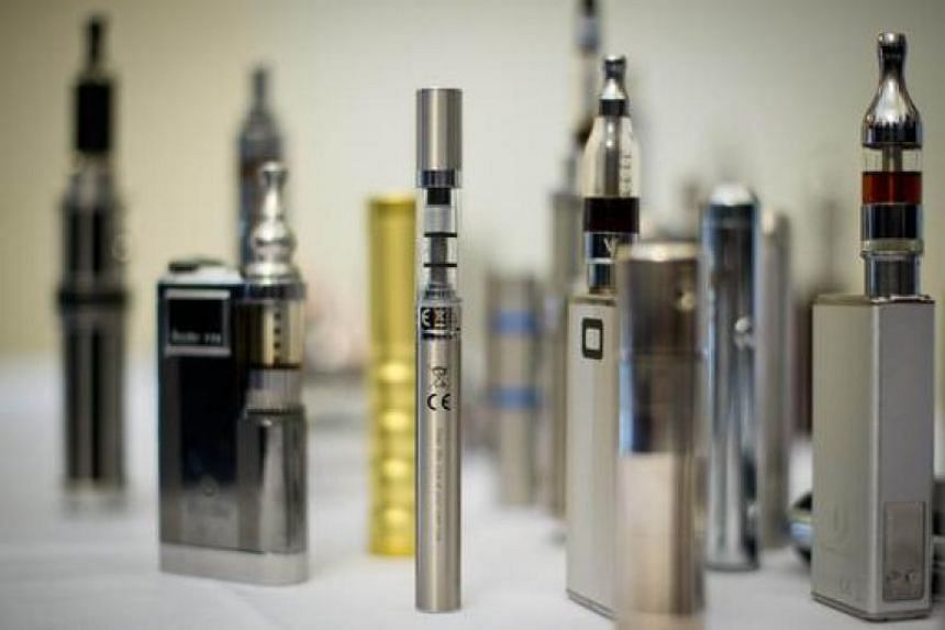 From April 2014 to March this year, the Health Sciences Authority probed about 15,000 vaporiser cases, including cases of people trying to sell them online or smuggle them here for their own use.