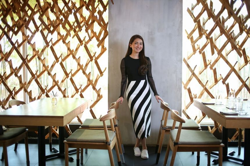 Former lawyer Priscilla Shunmugam learnt dressmaking in London in 2008 and found her calling. She launched her label Ong Shunmugam – named after the surnames of her Chinese mother and Indian father – in 2010 and, seven years on, has a loyal follo