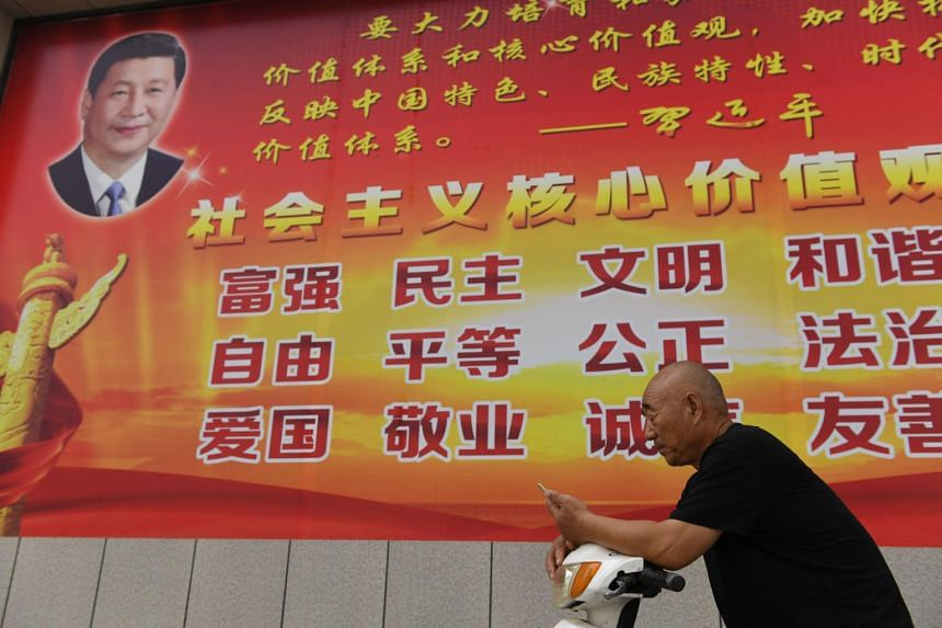 Delegates at this week's Communist Party Congress in China can expect austere treatment in keeping with President Xi Jinping's pledge to crack down on corruption and extravagance.