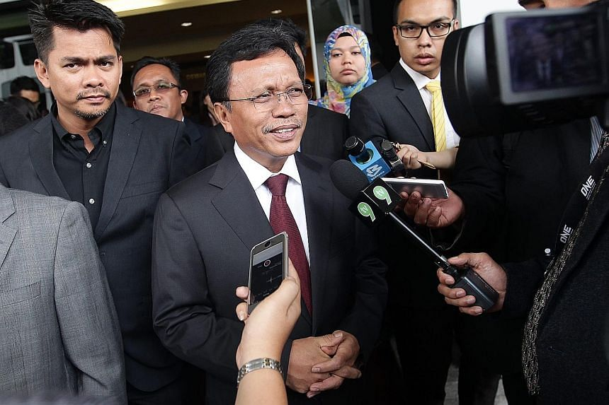 Datuk Seri Shafie Apdal, who was a former Umno strongman, is now leading the new opposition Parti Warisan Sabah.