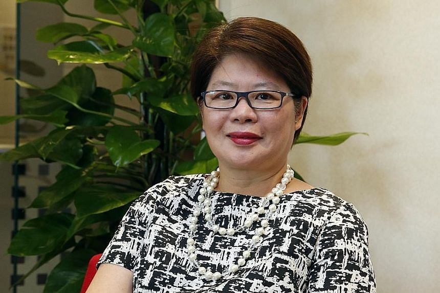 """Ms Goh Swee Chen, who chairs the Institute for Human Resource Professionals, says """"business leaders should see human capital as a crucial element for success of their business""""."""