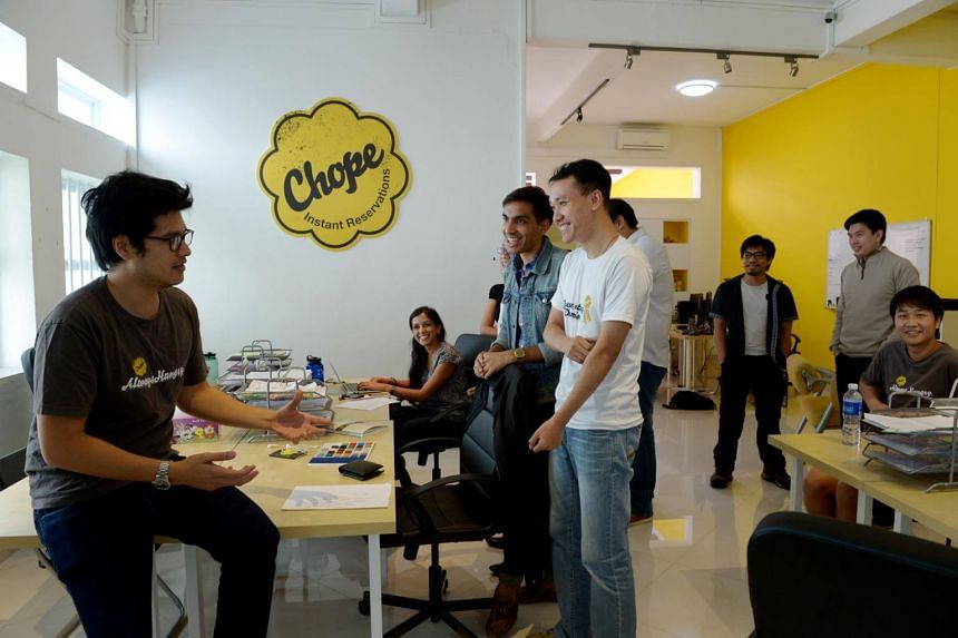 Over 60 per cent of Chope's restaurants are now in other cities, with its fastest growing operations being in Shanghai, Hong Kong and Indonesia.