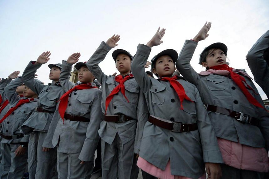 Amid fears that the party is losing its grip on young minds, President Xi Jinping is reshaping political education across China's more than 283,000 primary and secondary schools for a new era.