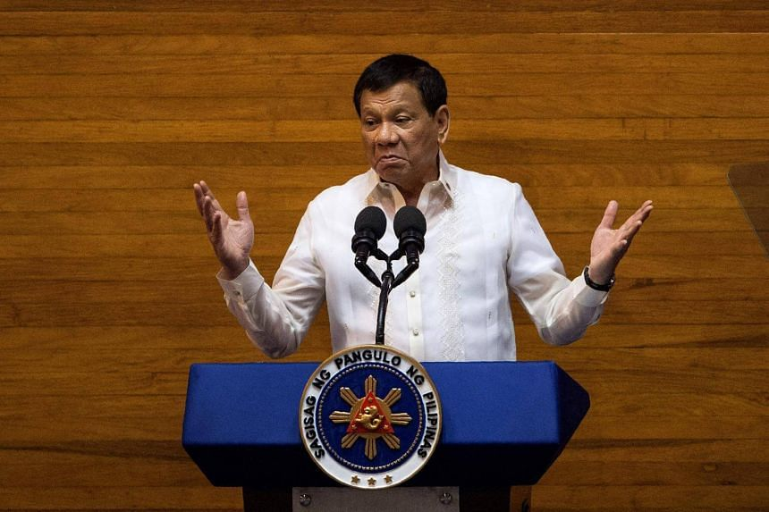 The double-digit decline in President Rodrigo Duterte's ratings elicited alarm in the administration.