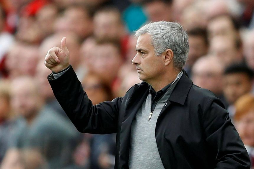 """Jose Mourinho, who last season admitted his life in Manchester was a """"disaster"""" because he was living out of a hotel in the city, has done nothing to suggest he intends a long stay."""