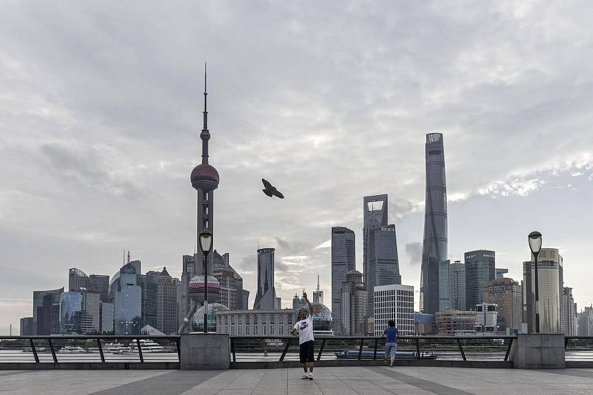 China's economy is expected to grow 7 per cent in the second half of this year.