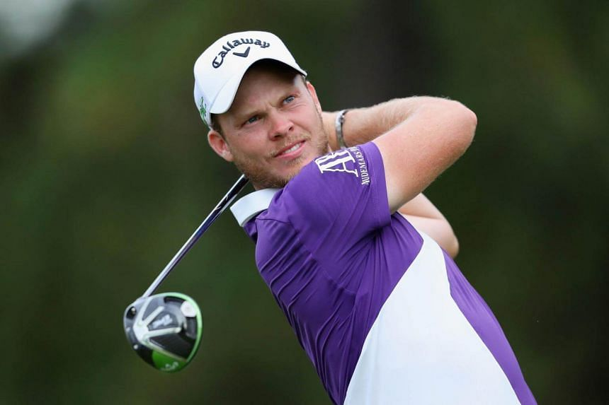 Danny Willett's season was affected by a persistent back injury.