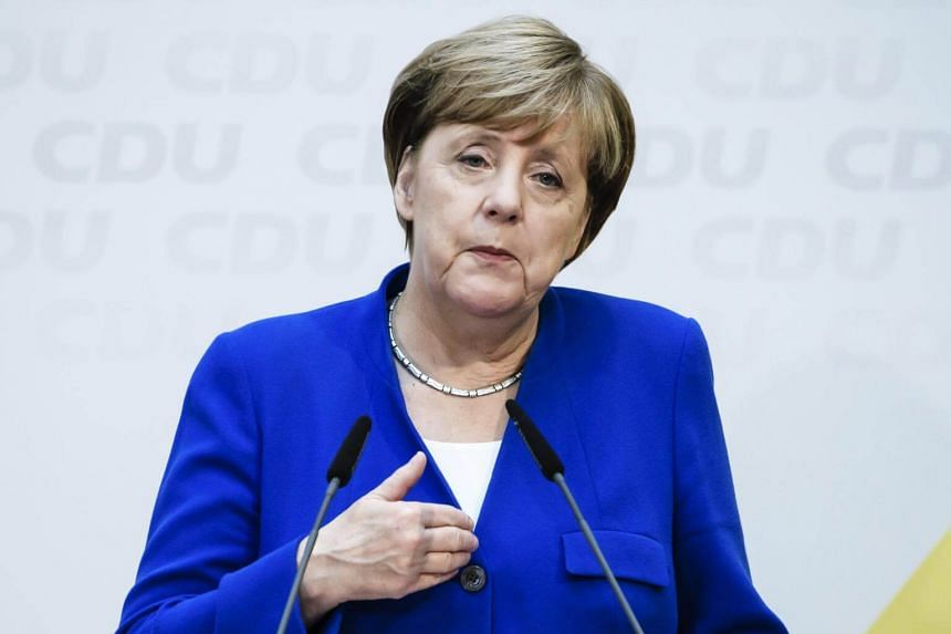 German Chancellor Angela Merkel still won a fourth term, but to form a government she must now forge an alliance with the left-leaning Greens and the liberal and pro-business Free Democrats (FDP).