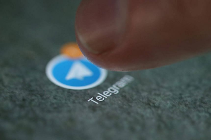 "Telegram was fined for its ""failure to ""provide law enforcement agencies with information"" about its users and their messages."