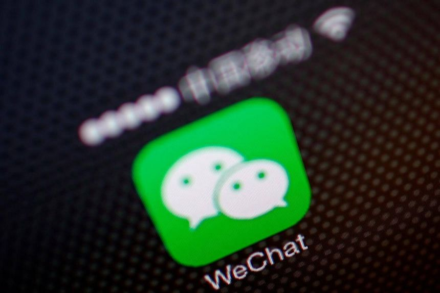 WeChat is now being used by bankers and traders for everything from distributing research to soliciting orders.